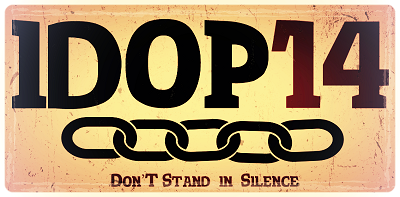 IDOP2014: Don't stand in silence